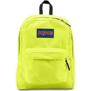 Jansport Lorac Yellow Superbreak Backpack